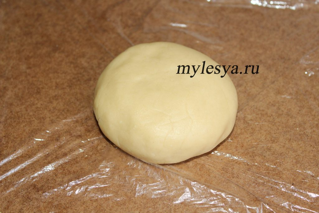 Песочное тесто для лимонного пирога