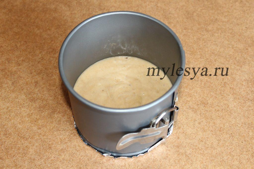Банановые кексы (рецепт с фото)