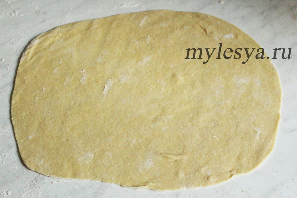 Торт Трухлявый пень (домашний рецепт)
