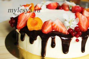 Рецепт торта «Стёпка-растрёпка»