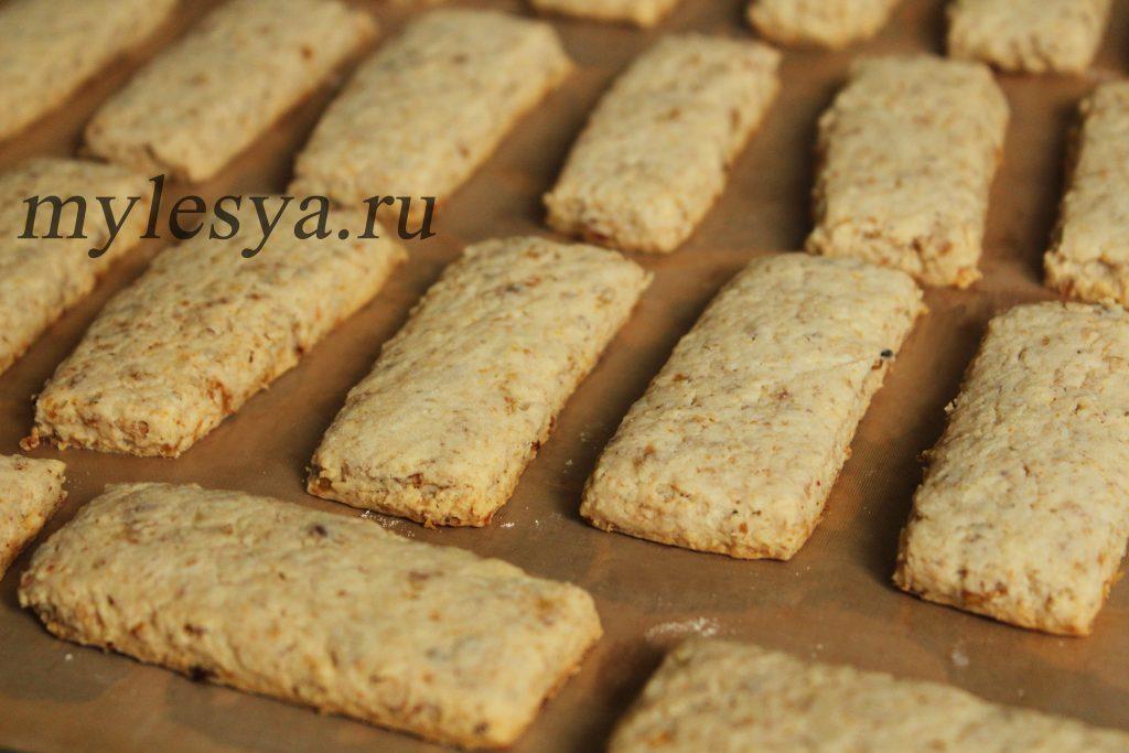 Тесто для песочных палочек