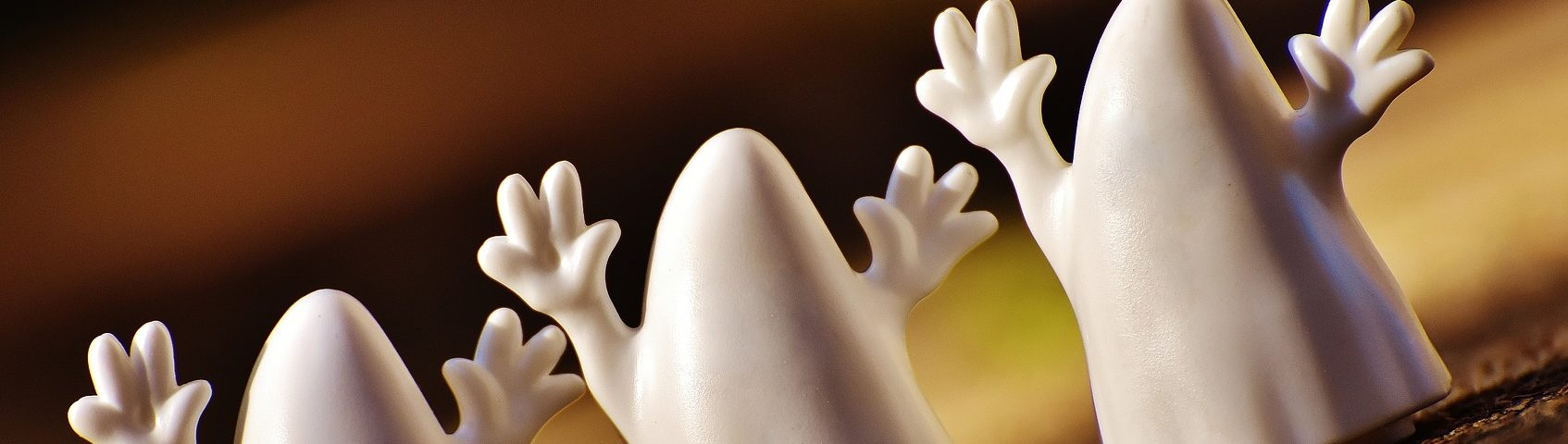 Безе на Хэллоуин